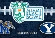 Miami Beach Bowl Prediction
