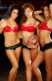 nfl teasers cheerleader girls